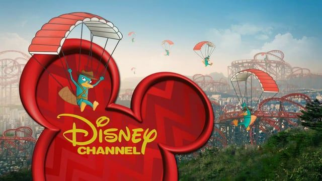 Disney Channel (South Korea) ID - Traditional in tropicalvideo  2012. 04