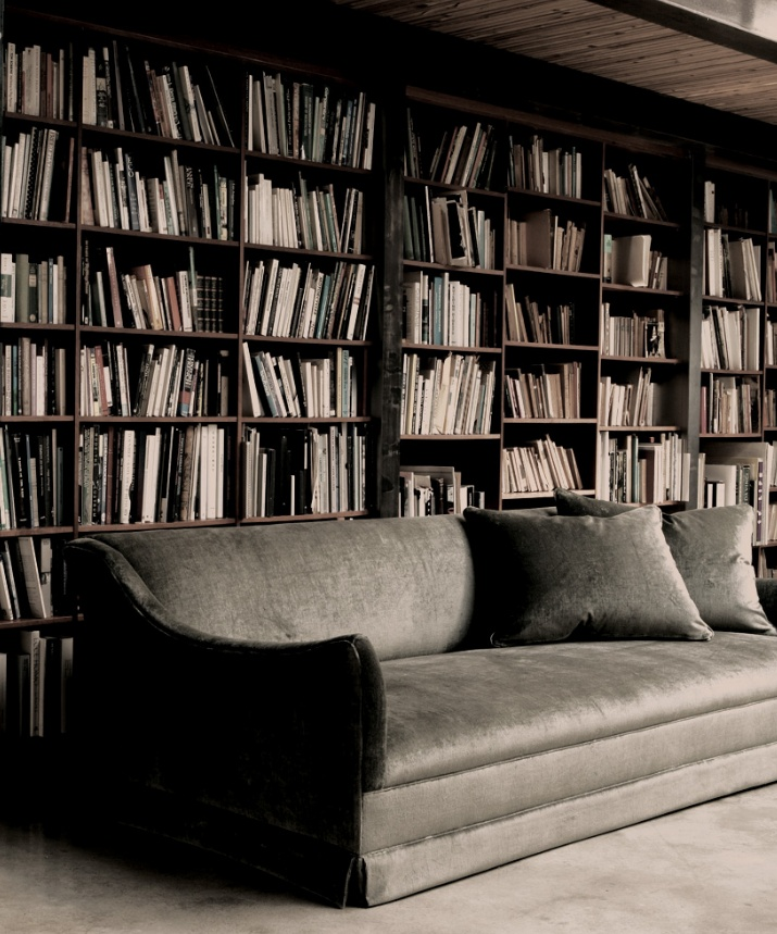 My wished-to-be library.