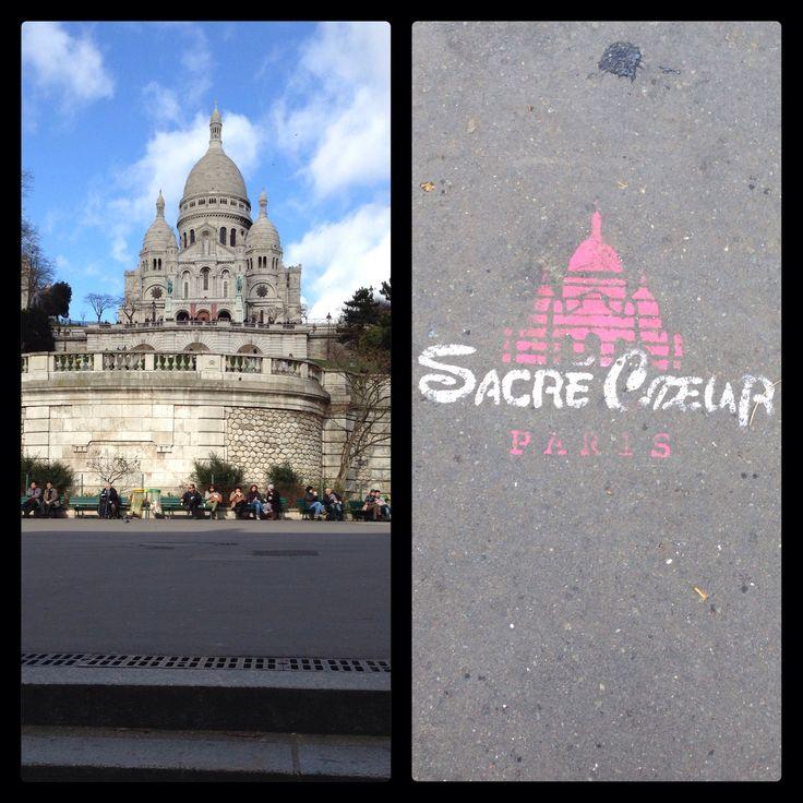 Paris, France #streetart #ontheroad