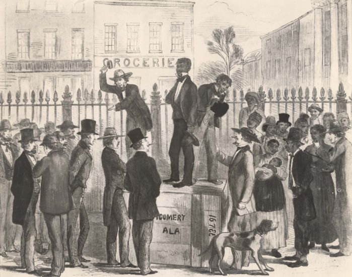 'Black Friday' Stemmed From The Sale Of Slaves After Thanksgiving