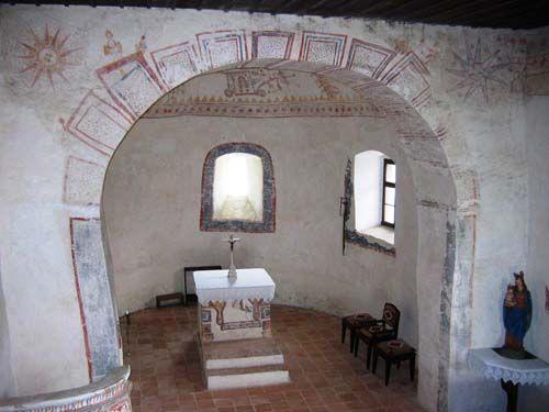 Középkori templomok   Magyar Évezredek