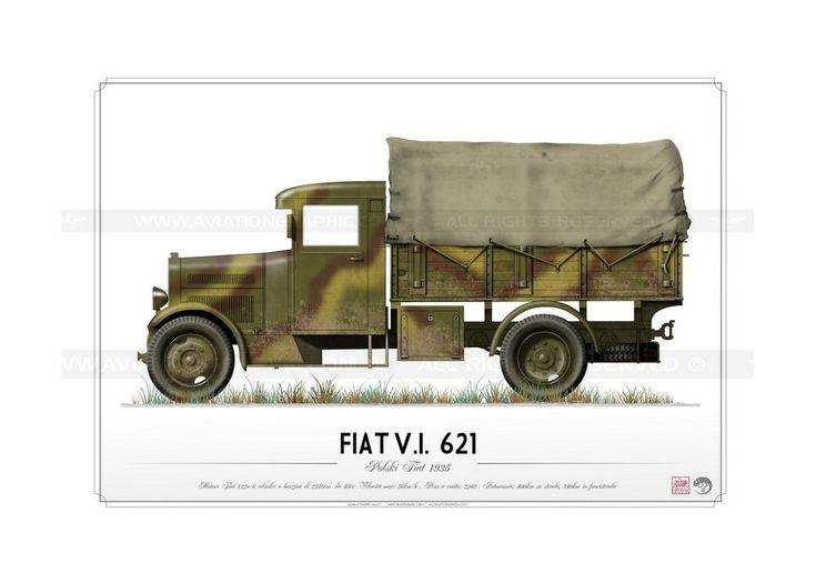 FIAT V.I. 621 KP-001