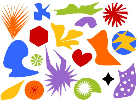 Elements Of Design Shape : Images about elements of art and principles