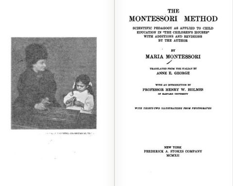 association montessori international essay The american montessori society (ams) is the leading advocate and resource for quality montessori education, an innovative, child-centered approach to learning.