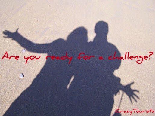Περί προκλήσεων - About challenges ~ CrazyTourists blogging...