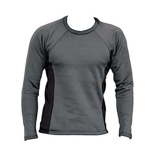 Kokatat Power Dry Outer Core Long Sleeve Top - Men's:   The Kokatat Power Dry Outer Core Long Sleeve Top for Men has a super soft velour backing. It provides great warmth on it's own, and it's smooth face fabric also makes it great piece for layering. This 4-way stretch shirt fits great, wicks moisture, and provides great warmth making it the perfect shirt for cold weather paddling.