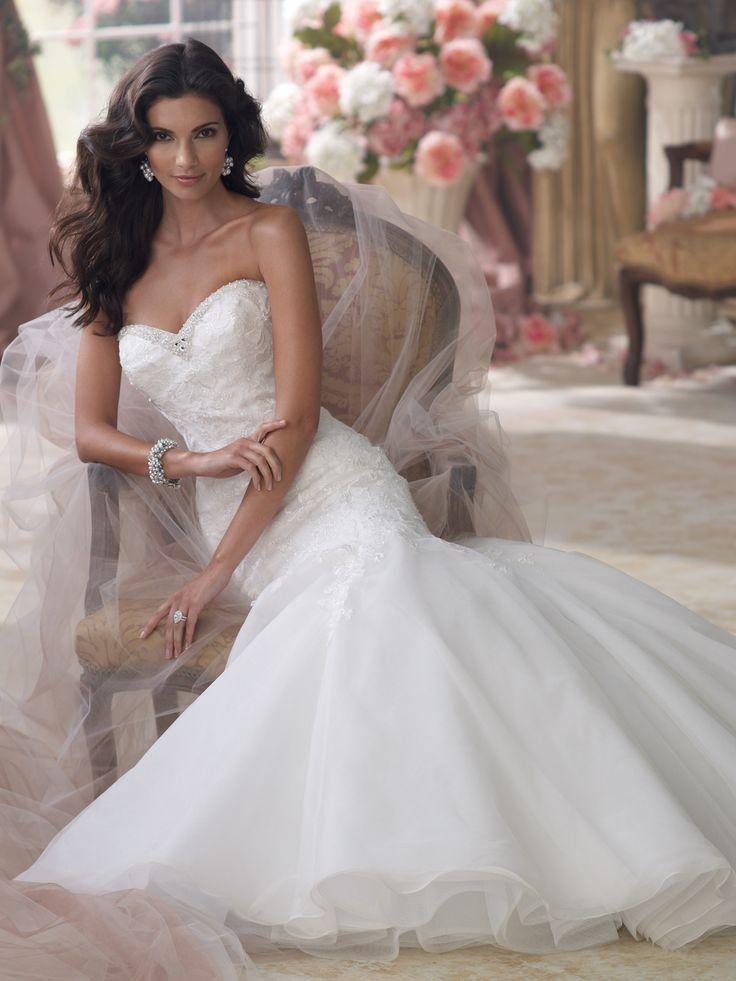 Organza wedding dress uk brides
