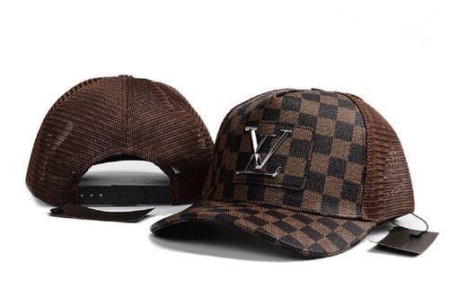 LOUIS VUITTON Cool Classics Adjustable LV Hat For Unisex  c5133b2e31f