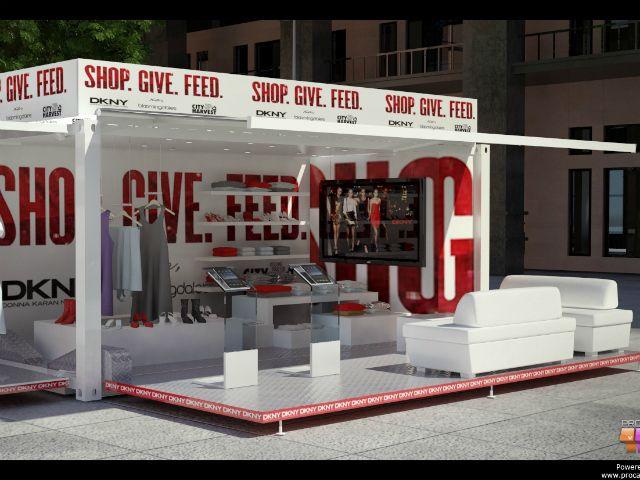 container pop up store verplaatsbare units bereik zo veel mogelijk publiek met een en dezelfde. Black Bedroom Furniture Sets. Home Design Ideas