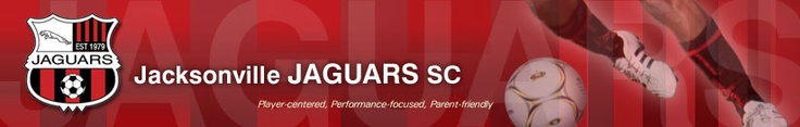 Jacksonville Jaguars SC- Jacksonville, FL.
