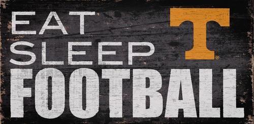 Tennessee Volunteers Vols UT Football Sign Wall Art