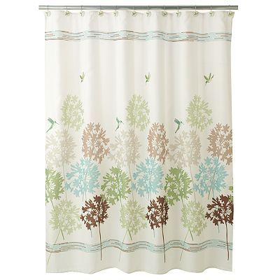 Find This Pin And More On Colorful Life . Garden Pond Shower Curtain ...