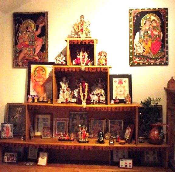 Indian Home Decor Ideas That Reflect Indian Culture: Spaces, Puja Room And Beautiful Space