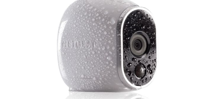 Financial Guru Clark Howard Recommend: Home security camera doesn't need electricity, offers flexibility. Meet Arlo. The 100% wire-free, weatherproof, HD security camera.