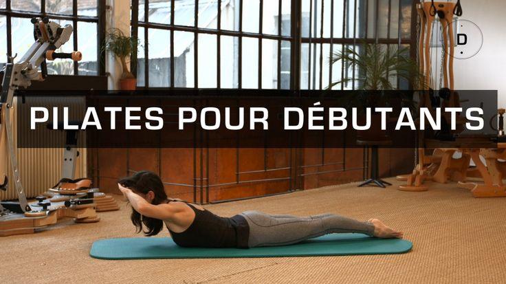 Véréna Tremel, professeur de Pilates, vous propose une séance de Pilates accessible à tous! Découvrez cette pratique qui a pour objectif de renforcer les muscles en profondeur, d'améliorer la posture et l'équilibre et d'assouplir les articulations. A pratiquer plusieurs fois par semaine.