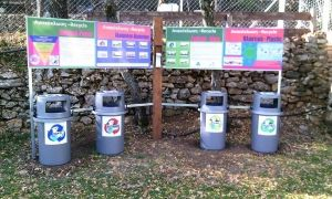 learn about recycle, Εκπαιδευτικό Πάρκο