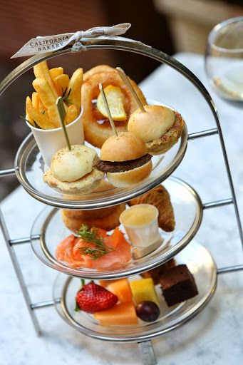 Afternoon Tea by California Bakery