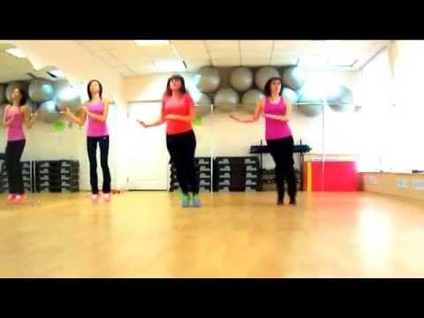 Zumba - Inna (feat. J Balvin) - Cola song - YouTube