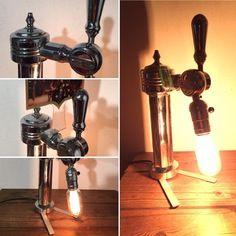 La pompe à bière par lampesoriginales .com