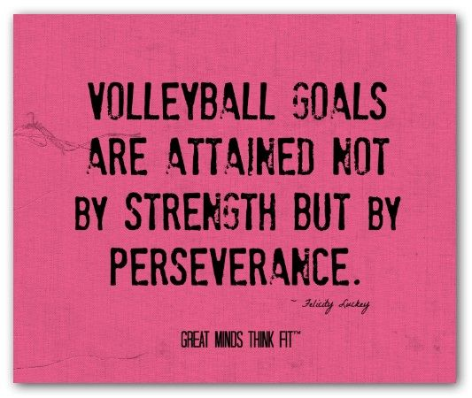 Motivational Team Quotes Volleyball: 11 Best Volleyball Images On Pinterest