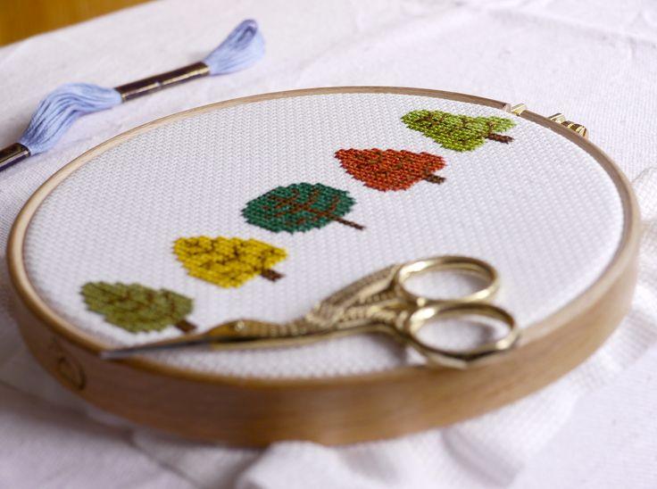 Cross stitch by Urban Wild Rose