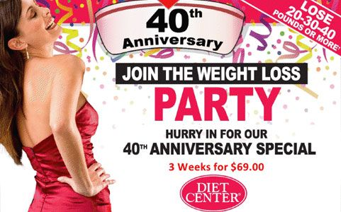 3 Weeks of Weight Loss Diet Program for only $69 ()