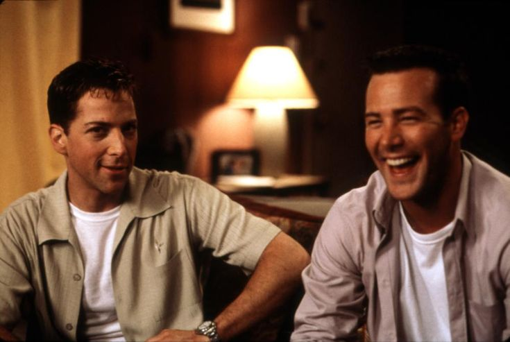Dan Bucatinsky, Richard Ruccolo, 2001 | Essential Gay Themed Films To Watch, All Over the Guy http://gay-themed-films.com/watch-all-over-the-guy/