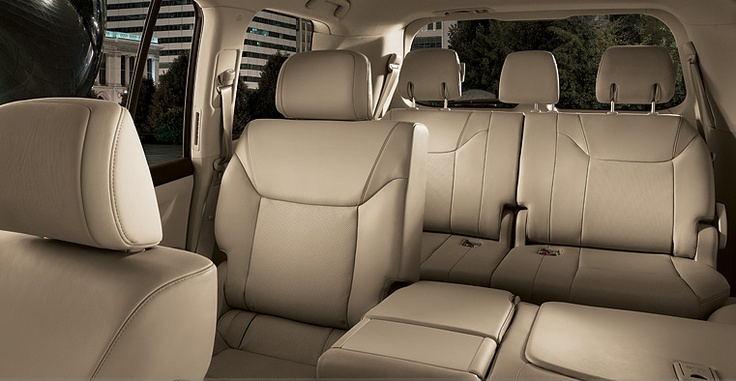 Lexus Lx Suv The Perfect Seater Street Dreams