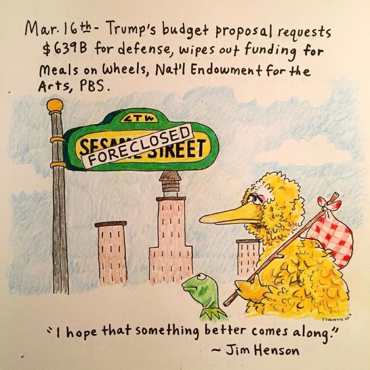 Trump Budget Proposal For   Political Posits And Humor