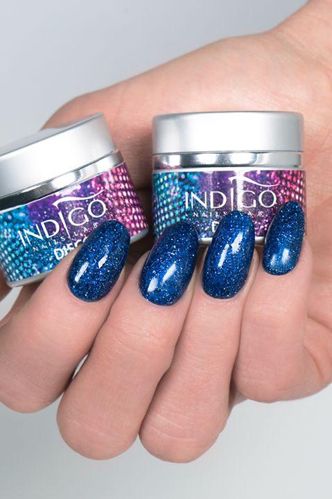Indigo Disco Gel #12 Intergalactic   Find more Inspiration at www.indigo-nails.com #Nails #Polish #Mani