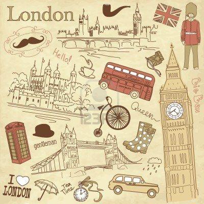 Vintage Londres