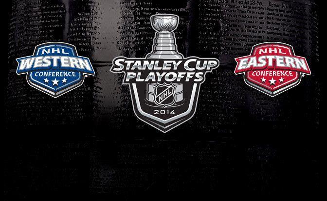 2014 Stanley Cup Playoffs Round 1 schedule