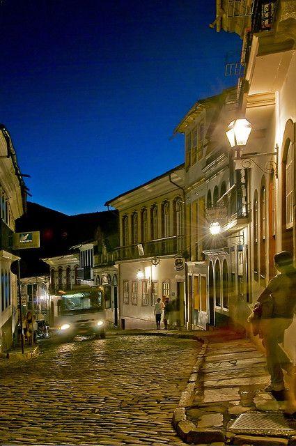 Ouro Preto, Brazill
