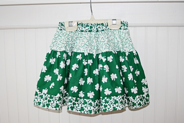 Twirly Skirt - Simplicity 2356 by **JanetSumner**, via Flickr