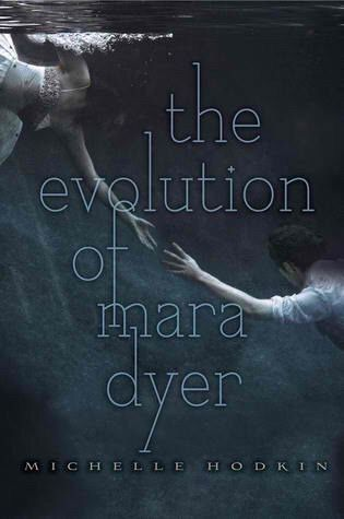 The Evolution Of Mara Dyer by Michelle Hodkin! book #2 of the Mara Dyer Trilogy **** Stars