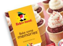 Fall Recipe Booklet 2012- Find yummy recipes in the latest Robin Hood Recipe Booklet