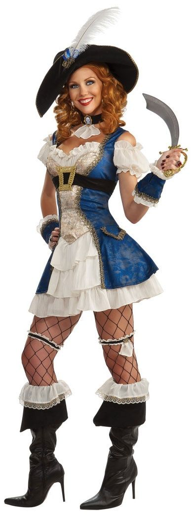halloween costumes for women victorian | Halloween Costumes for Women / Pirate Costumes Victorian Pirate Woman ...