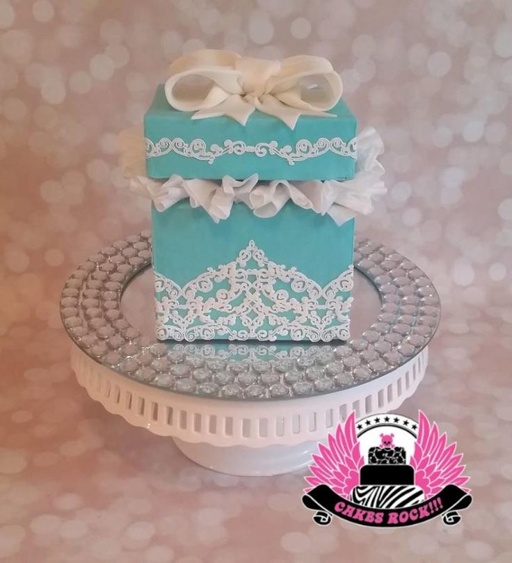 Gift Box Cakes Images