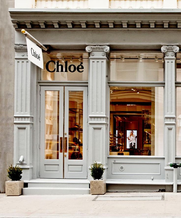 soho store front