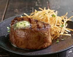 I love a good steak / filet and Kansas City Steaks does not disappoint.  #GotADiscount through #BzzAgent Super-Trimmed Filet Mignon