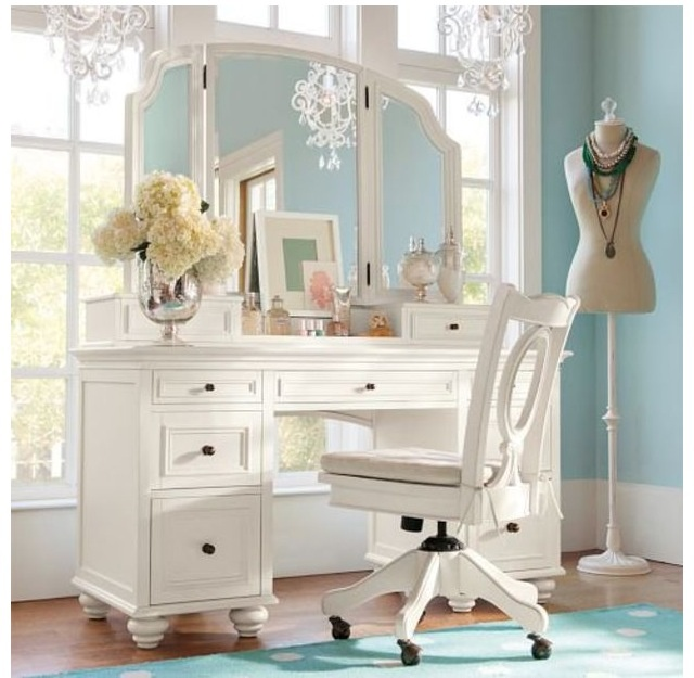 Ultimate Beauty Vanity From Pbteen: Thoughts, A Thought And Vanities