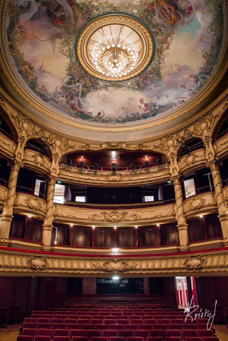 théâtre Gabrielle-Dorziat