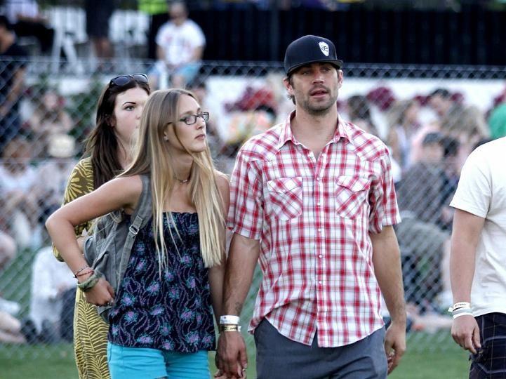 jasmine pilchard-gosnell and paul walker | Paul Walker mit seiner Freundin Jasmine Pilchard-Gosnell