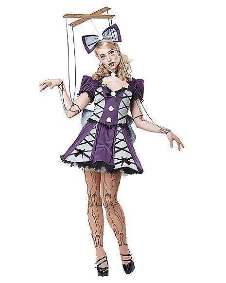 Adult Marionette Costume - Spirithalloween.com