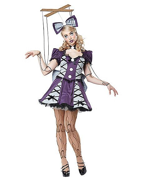 Adult Marionette Costume - Spirithalloween.com