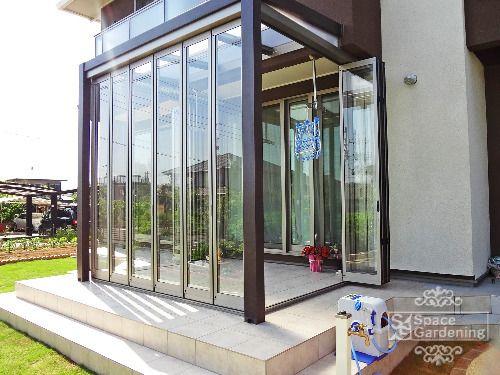サンルーム ガーデンルーム LIXIL TOEX ジーマ