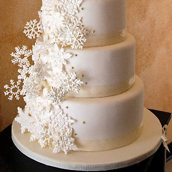 wedding cake snowflakes 17 best images about wedding cakes winter theme on 25151