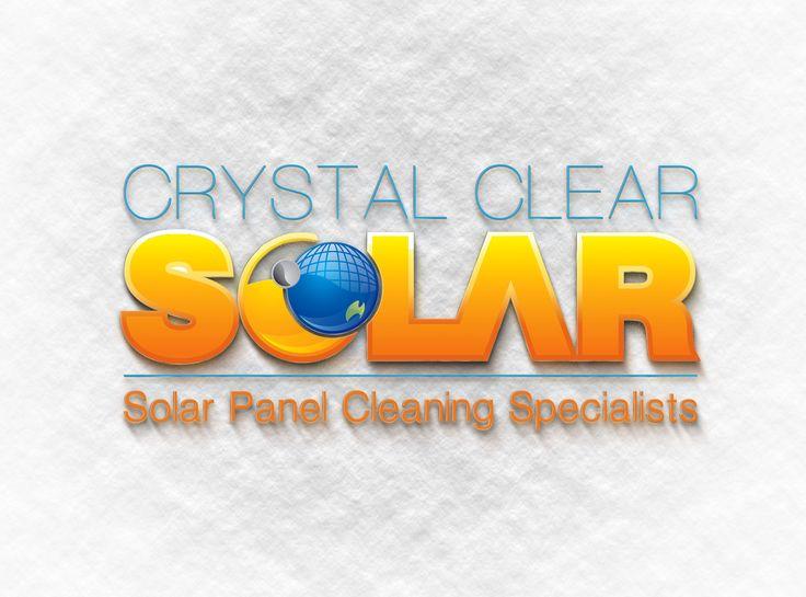 Crystal Clear Solar Logo