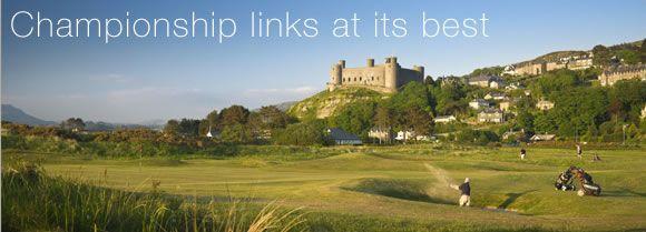 Royal St. David's Golf Club