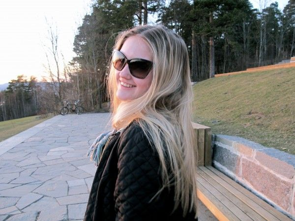 Hello and Good bye! Sunglasses from Dolce & Gabanna. http://stylescandinavia.com/